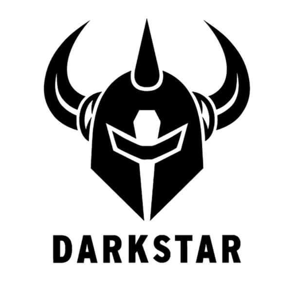 Darkstar Skateboards Lockup Skate Sticker