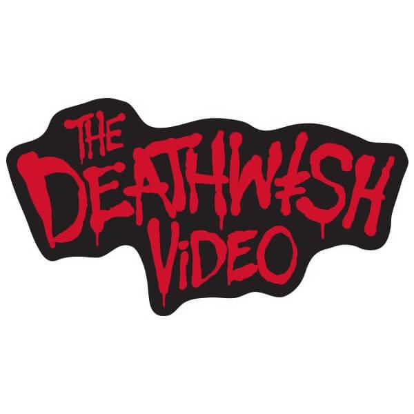 Deathwish Video Sticker