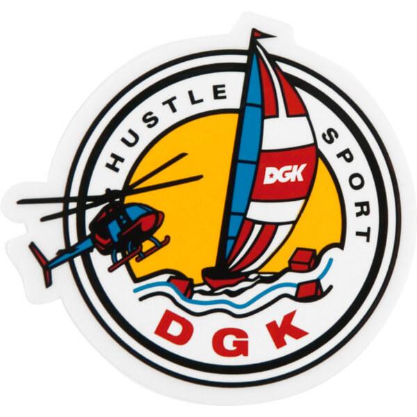 DGK Skateboards Established Skate Sticker