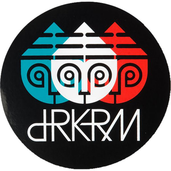Darkroom Duplicity Skate Sticker