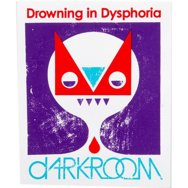 Darkroom Dysphoria Skate Sticker