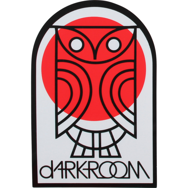 Darkroom N.A.D.O Skate Sticker