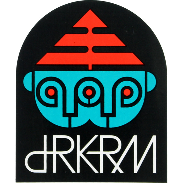Darkroom Tricops Skate Sticker