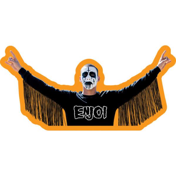 Enjoi Skateboards Kotr Skate Sticker