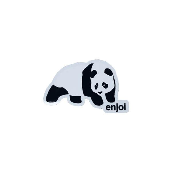 Enjoi Skateboards Panda Skate Sticker