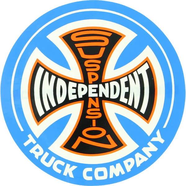 Independent Suspension Sketch Skate Sticker 1 5 X 1 5