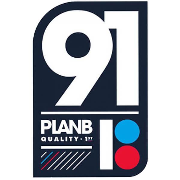 Plan B Skateboards Team 91 Skate Sticker