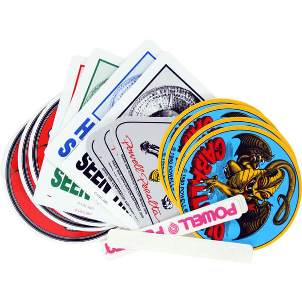 Skate Stickers - Warehouse Skateboards