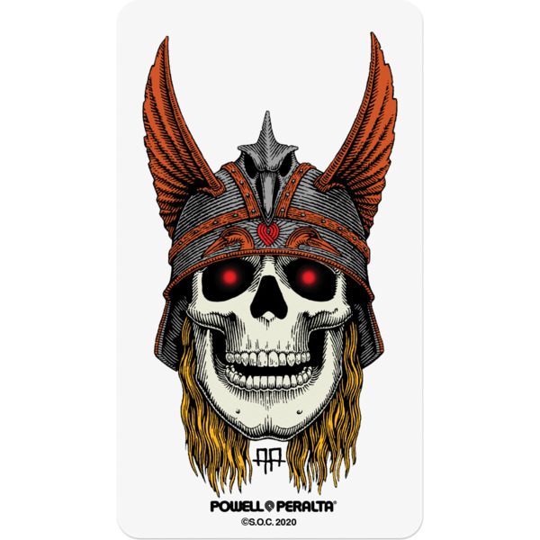 Powell Peralta Andy Anderson Skate Sticker