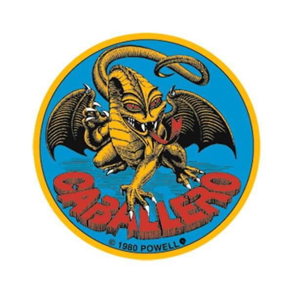 Powell Peralta Steve Caballero OG Dragon Skate Sticker