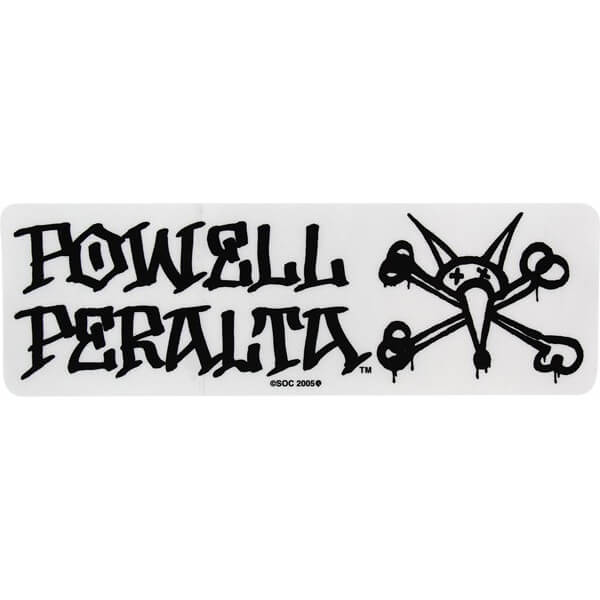 Powell Peralta Vato Rat Assorted Colors Skate Sticker