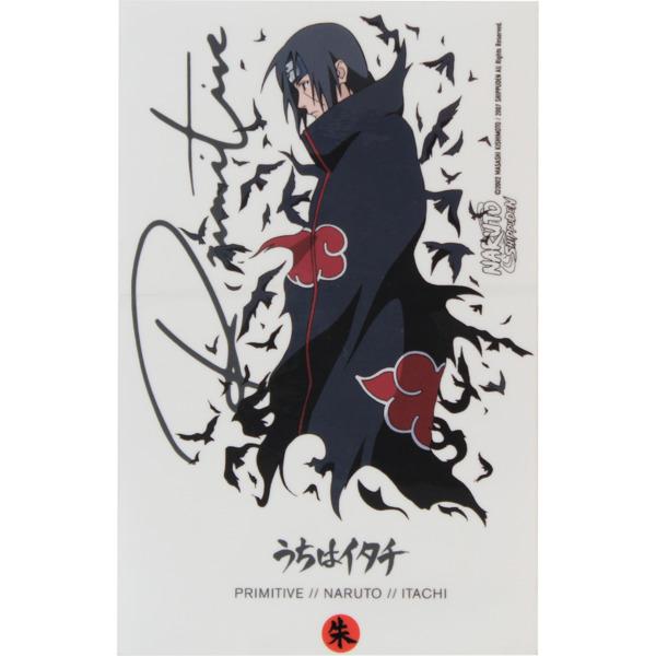Primitive Skateboarding Naruto Crows Skate Sticker