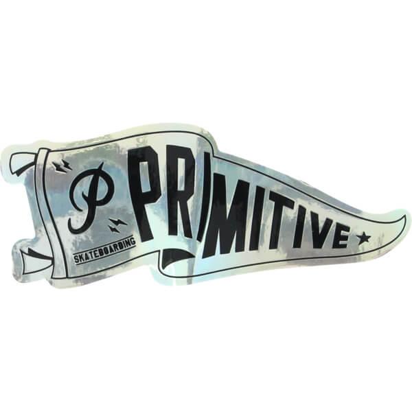 Primitive Skateboarding Pennant Prism Skate Sticker