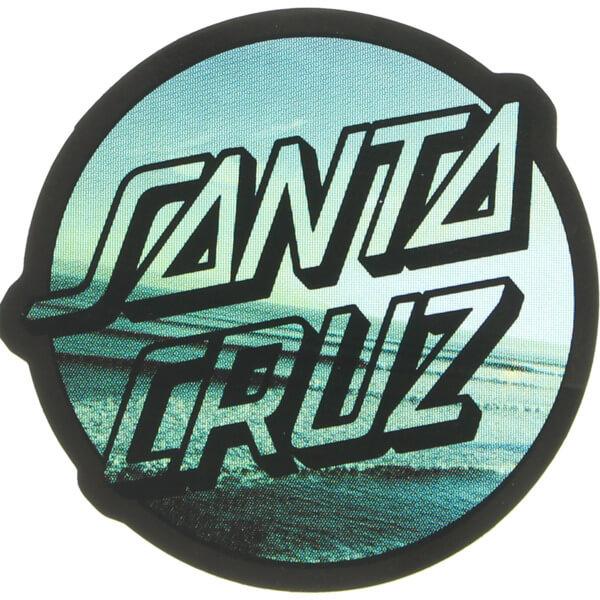 Santa Cruz Skateboards Homebreak Skate Sticker 3 X 3
