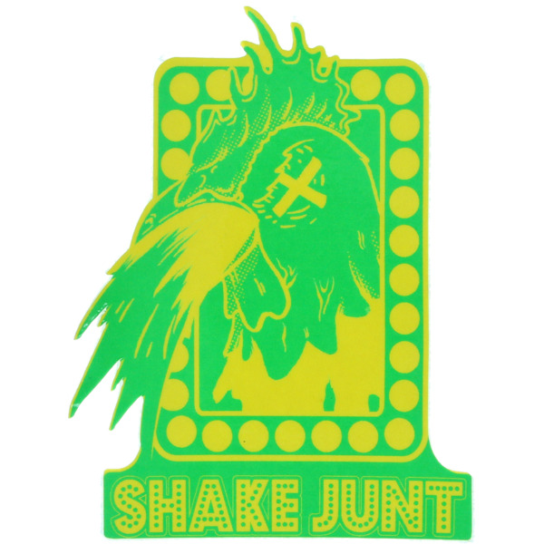 Shake Junt Chicken Guts Skate Sticker