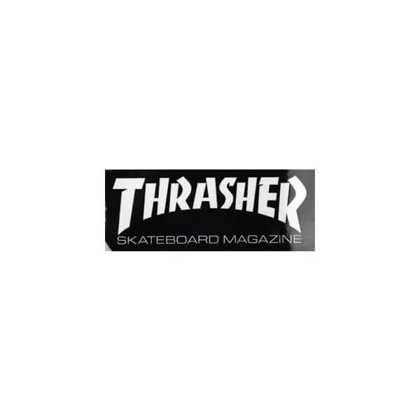 Thrasher Magazine Magazine Small Skate Sticker Assorted