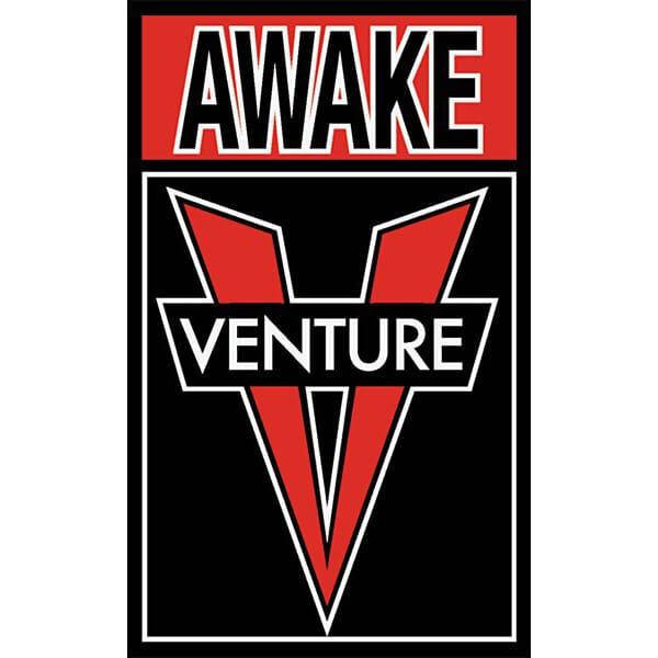 Venture Awake Medium Sticker