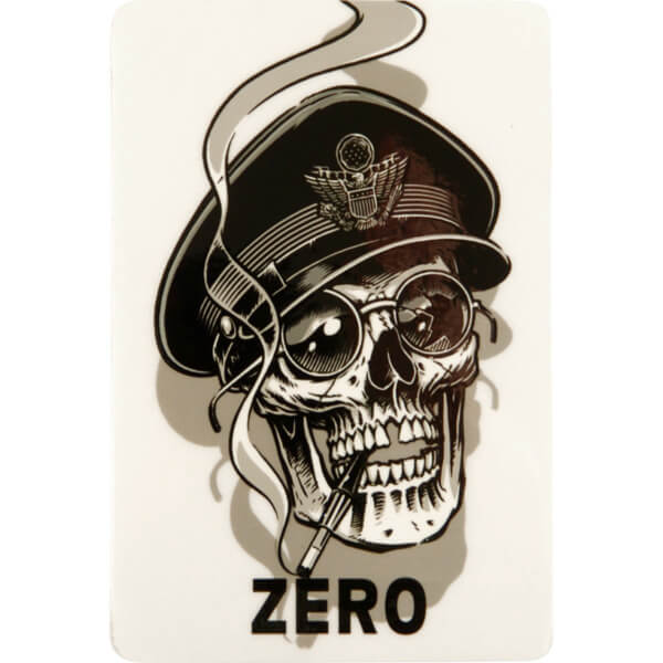 Zero Skateboards Corporal Skate Sticker
