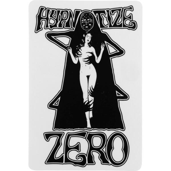 Zero Skateboards Hypnotize Skate Sticker