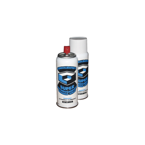 Consolidated Skateboards Antiseptic Bearing Spray 4 oz Bottle