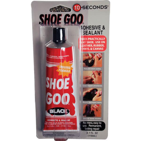 Shoe GOO Adhesive, 3.7 fl oz Black Shoe Repair