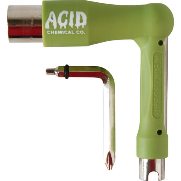 Acid Chemical Wheels Space Multi-Purpose Skate Tool