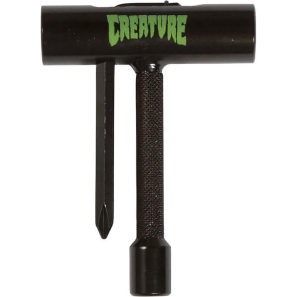 Creature Skateboards No BS Skate Tool Black Skate Tool