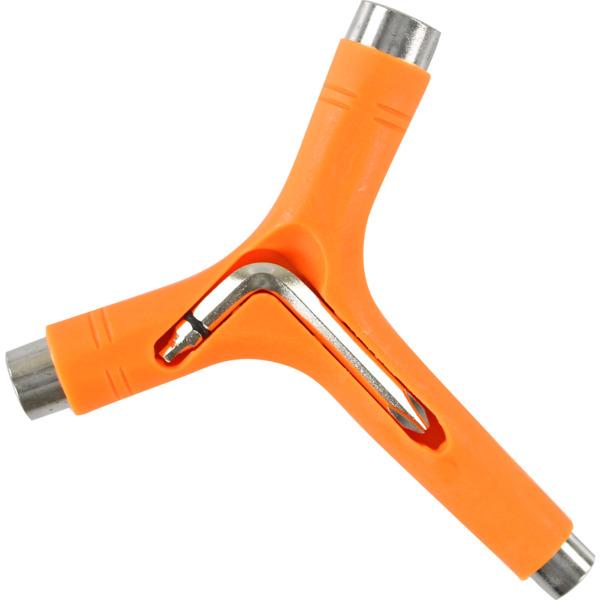 Yocaher Skateboards Orange Multi-Purpose Skate Tool