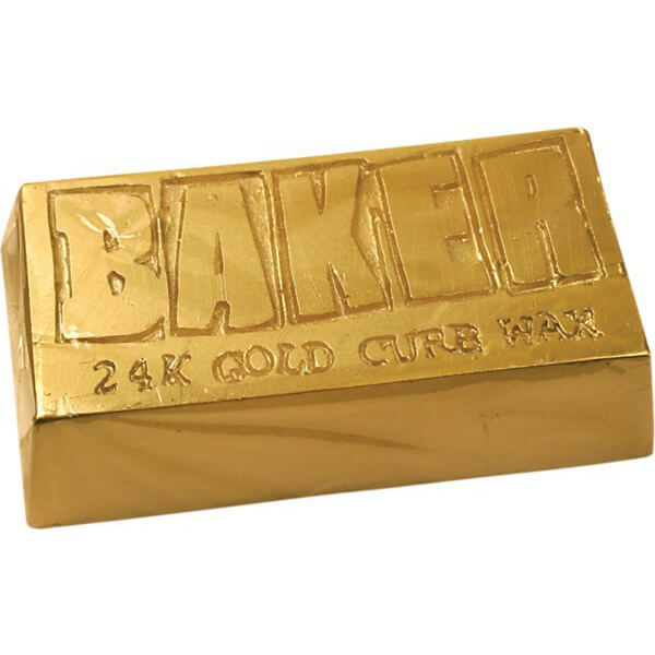 Baker Skateboards 24 Karat Curb Wax