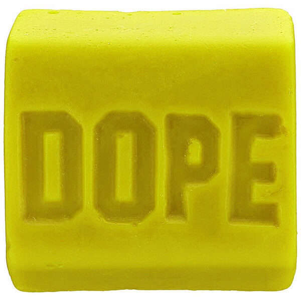 Dope Skate Wax Pineapple Express Yellow Skate Wax