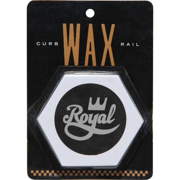 Royal Curb Rail Wax