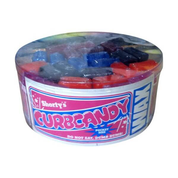 Shortys Curb Candy Wax