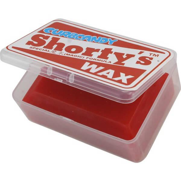 Shortys Skateboards Curb Candy Large Bar Skate Wax