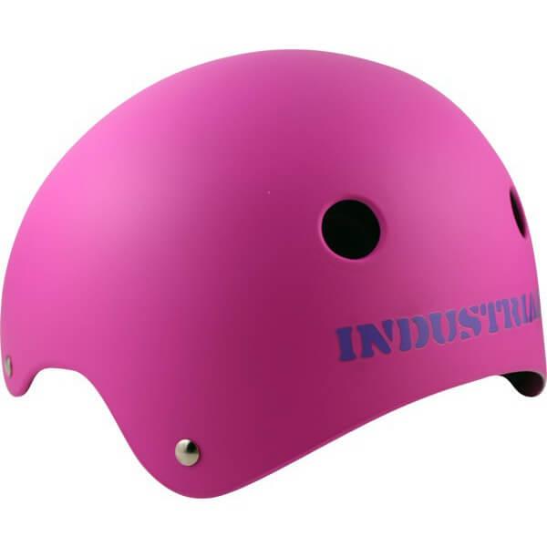 Industrial Neon Purple Helmet