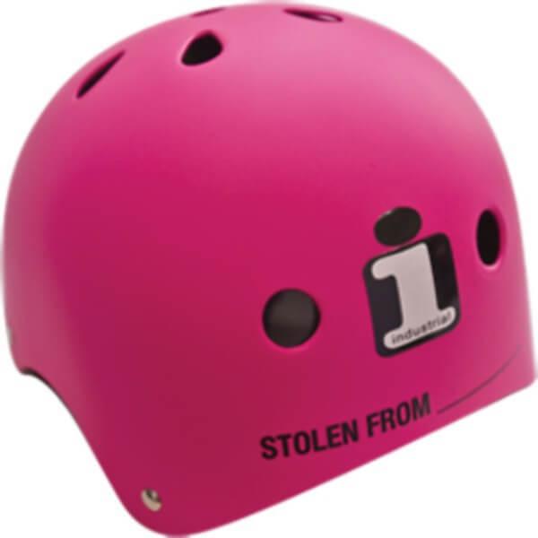 Industrial Neon Helmet