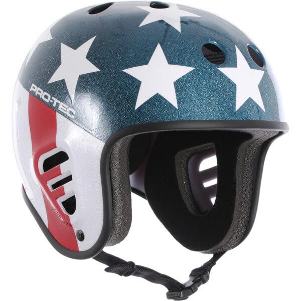 "ProTec Full Cut Skate Easy Rider Full Cut Skate Helmet - Small / 21.3"" - 22"""