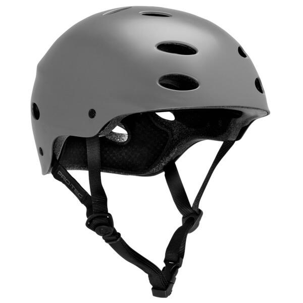ProTec Bucky Lasek Ace CPSC SXP Liner Rubber Grey Skate Helmet -  (Certified) - Small   21.3 - 22 - Warehouse Skateboards 7cc6e6d10b5