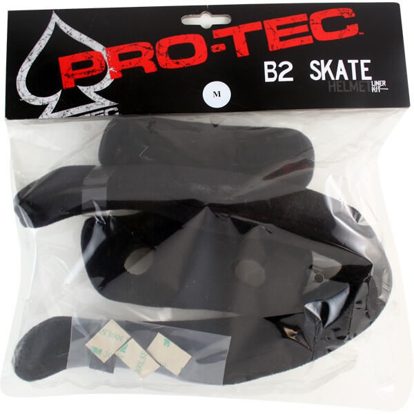 "ProTec B2 Black Liner Kit - Small / 21.3"" - 22"""