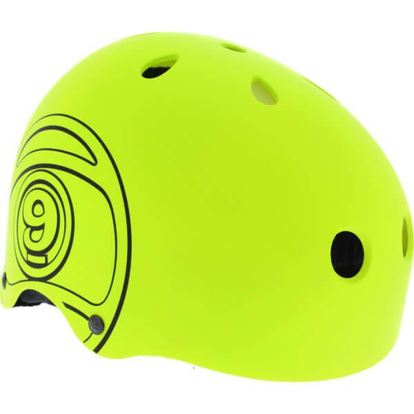 "Sector 9 Logic III Green / Black Skate Helmet - Small / 20.6"" - 21.3"""