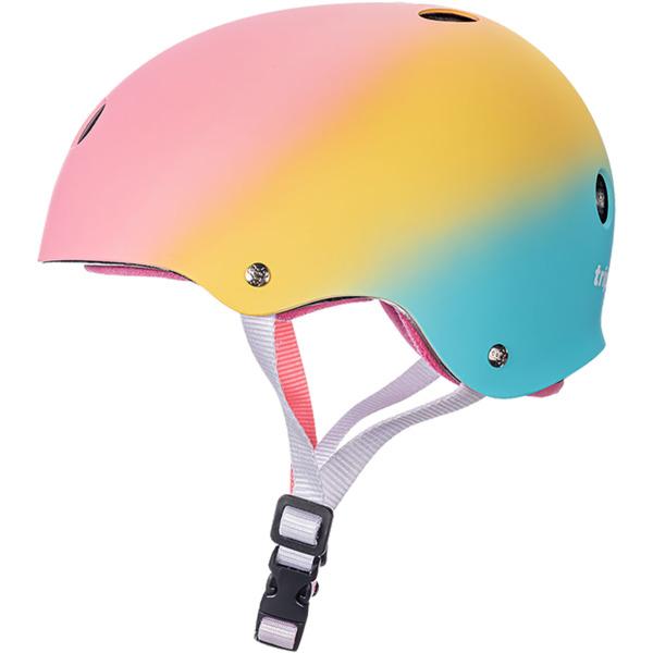 """Triple 8 Certified Sweatsaver Shaved Ice Skate Helmet CPSC Certified - (Certified) - L/XL 22.5"""" - 23.5"""""""