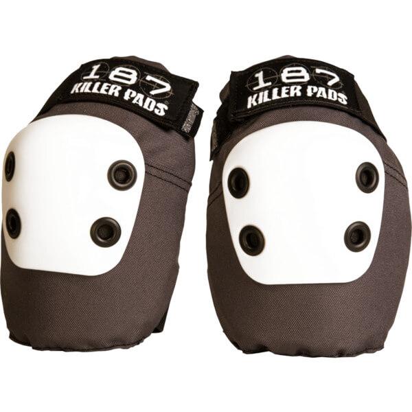 187 Killer Pads Slim Dark Grey Elbow Pads - X-Large
