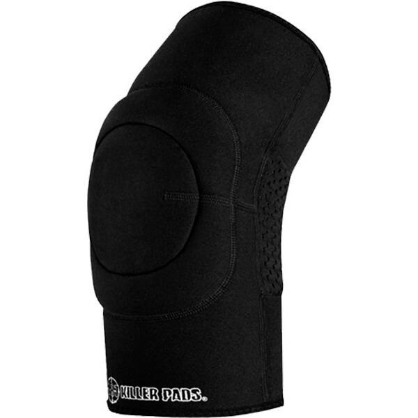 187 Killer Pads Black Knee Gaskets - Small