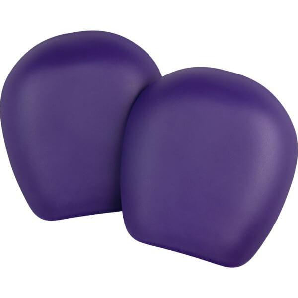 187 Killer Pads Lock-In Purple Knee Pad Recaps - C1