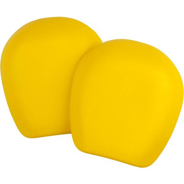 187 Killer Pads Lock-In Yellow Knee Pad Recaps - C2
