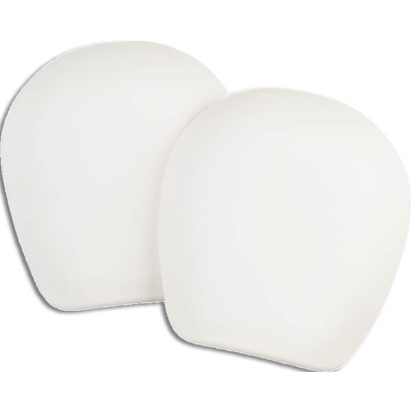 187 Killer Pads Lock-In White Knee Pad Recaps - C3