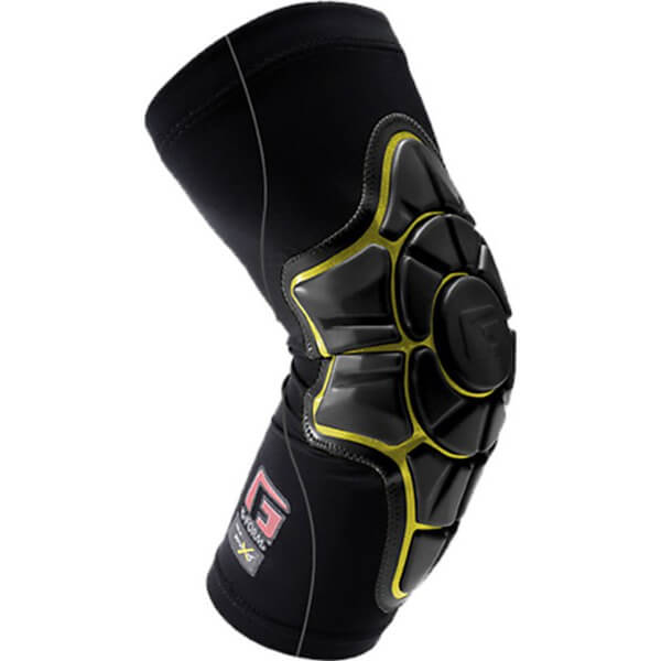 G-Form PRO-X Black / Yellow Elbow Pads - Large