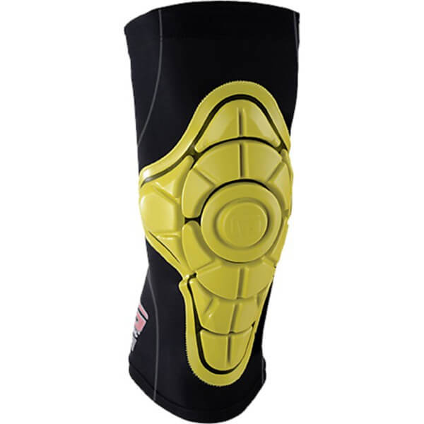 G-Form PRO-X Iconic Yellow Knee Pads - X-Small