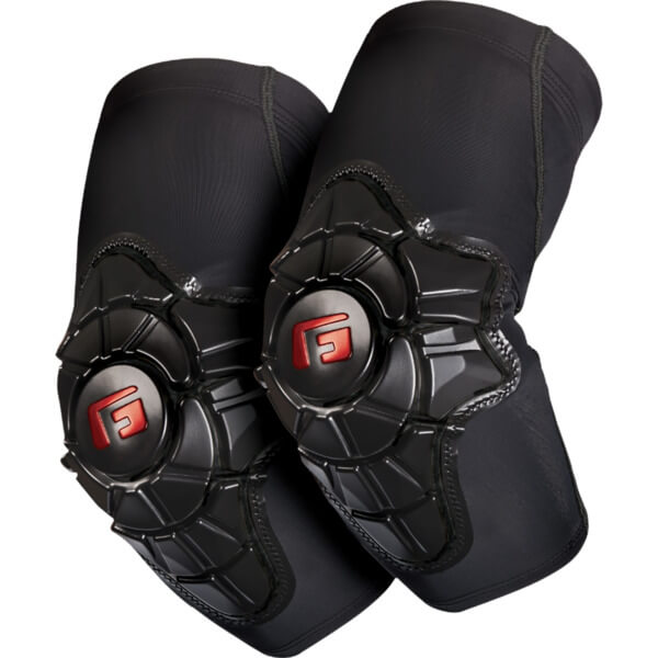 G-Form PRO-X Black Knee Pads - X-Small