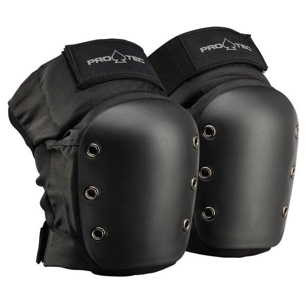 ProTec Street Black Knee Pads - Small