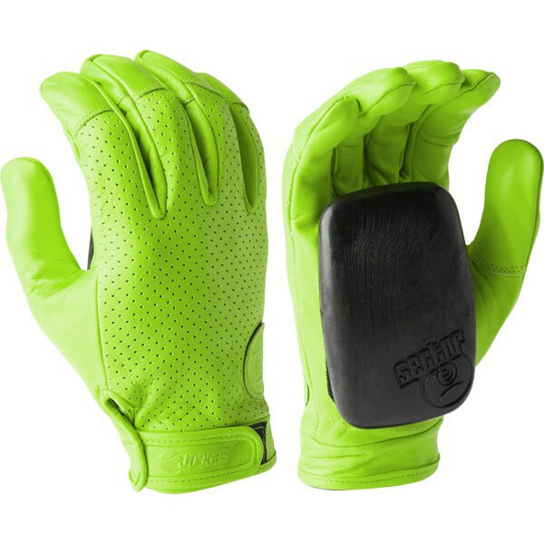 Sector 9 Driver II Slide Gloves Downhill Slide Gloves